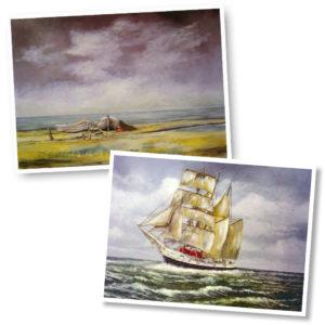Kunstdrucke nach Gemälden